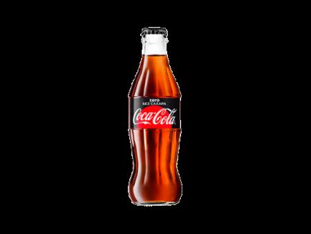 Кока-кола зеро 0.33л