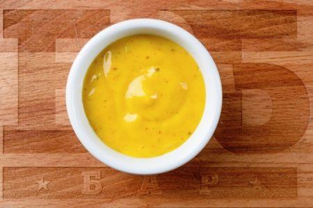 Медово-горчичный